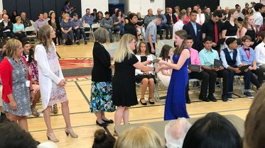 Spring View Middle School Promotion
