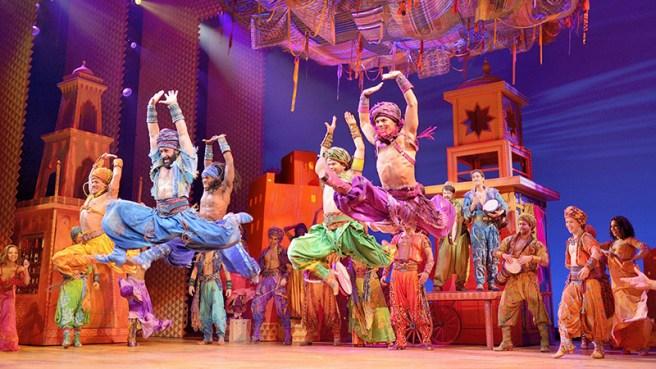 Broadway Sacramento Disney Aladdin