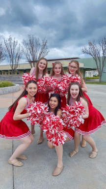 high school musical wildcat cheerleader squad