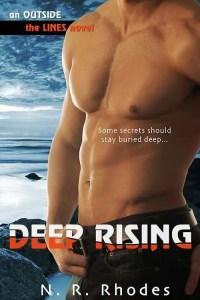 Deep Rising cover