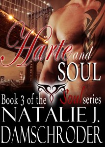 Cover of Harte and Soul