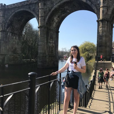 A Sunny Day-Out to Knaresborough