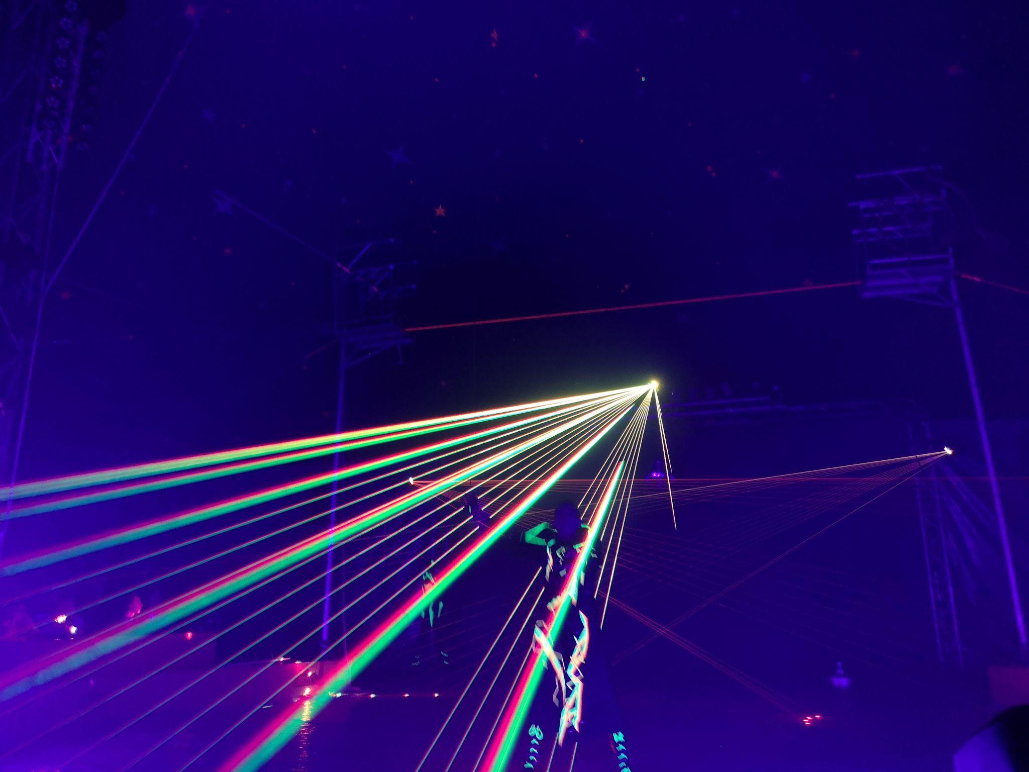 laser combat act