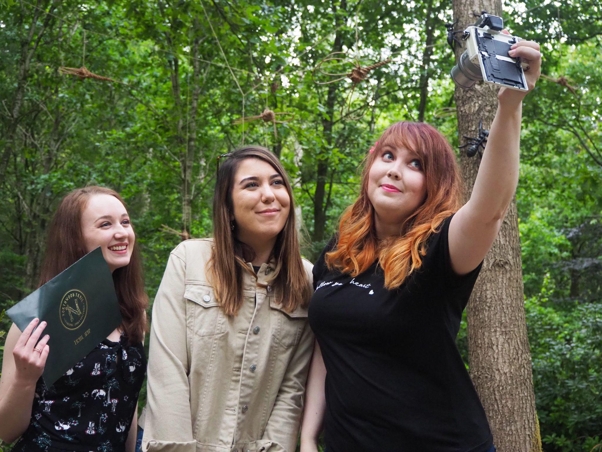 York Bloggers Selfie