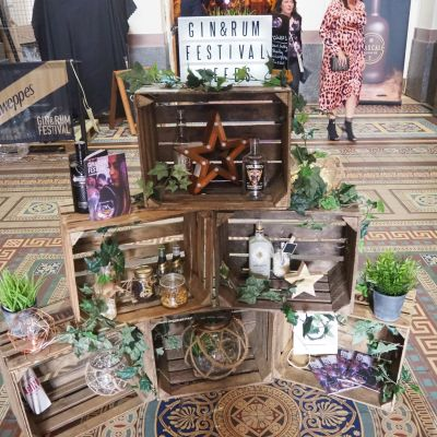 The Gin and Rum Festival – Leeds*