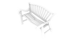 Evil Bench Ambient Occlusion
