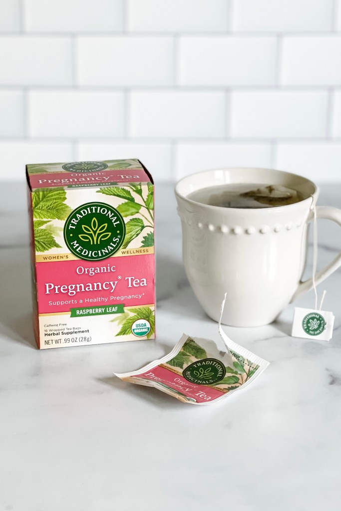 Raspberry Leaf Tea for Pregnancy