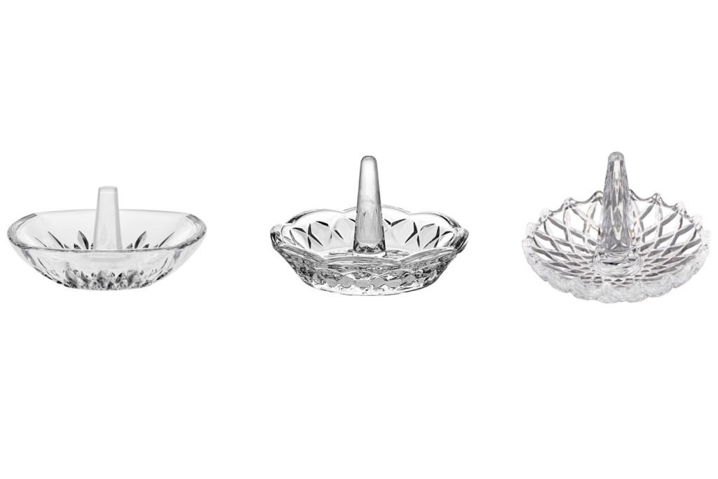 Crystal Ring Dish - Engagement Gift