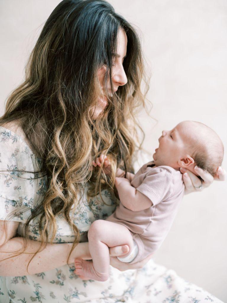 Blue Rose Photography Seattle  Newborn