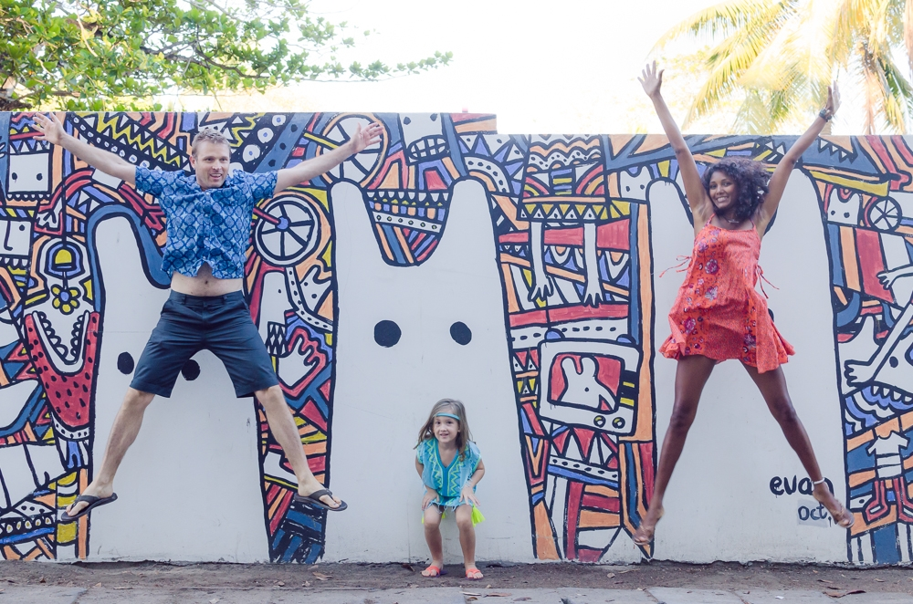 mauritius family photo shoot