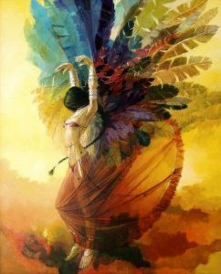 Colorful_Painting_Woman