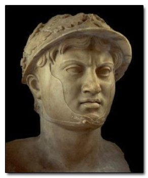 bust of King Pyhrrus
