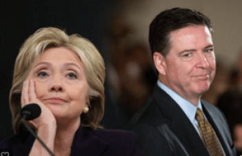 Hillary and Comey