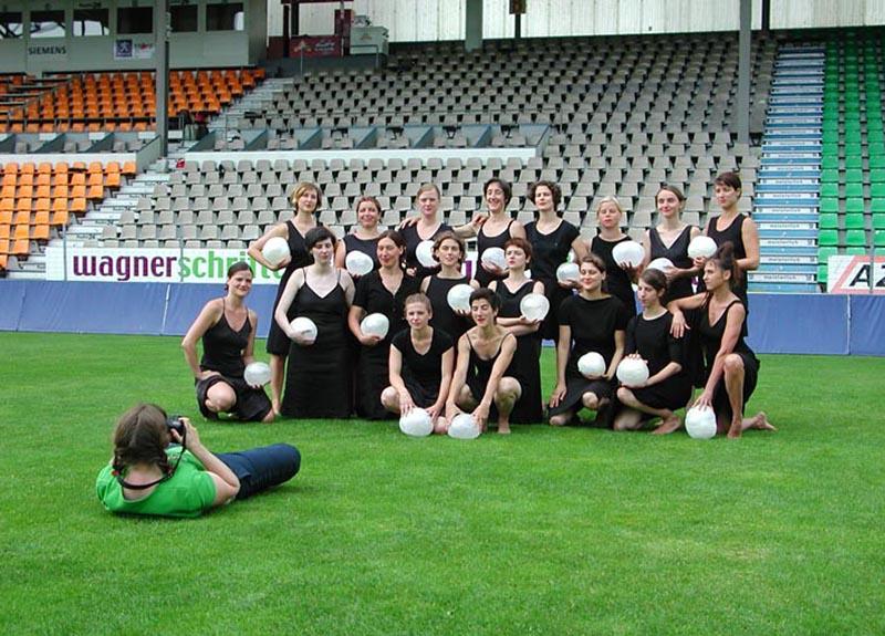 Sugarpearls United, 2005
