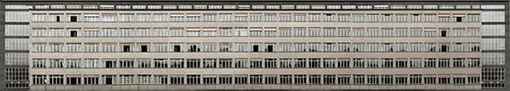 """Foulard """"former building of the Schule für Gestaltung Zürich"""""""
