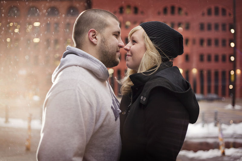 DETROIT WINTER ENGAGEMENT