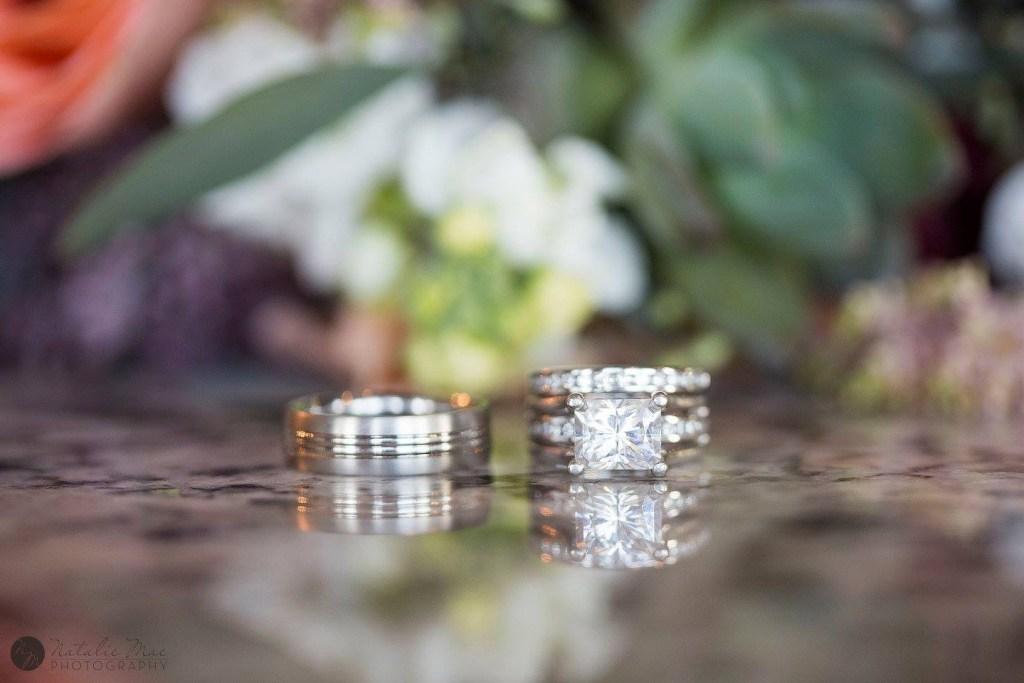 Michigan wedding rings