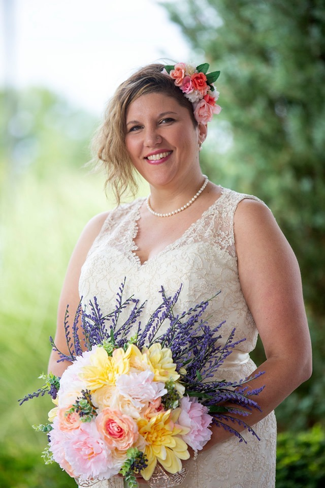 LGBTQ BRIDE PHOTO