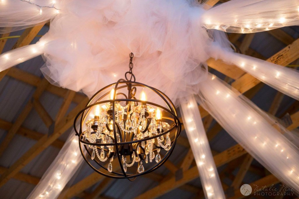 Michigan wedding decor