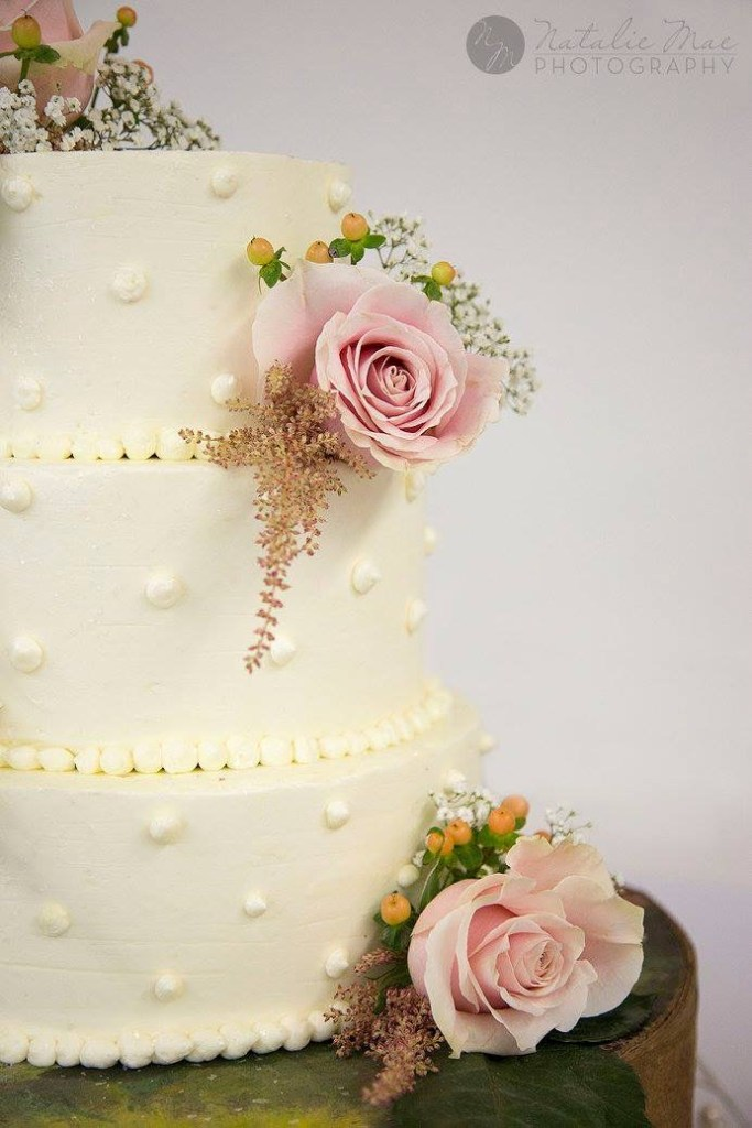 Laingsburg wedding cake
