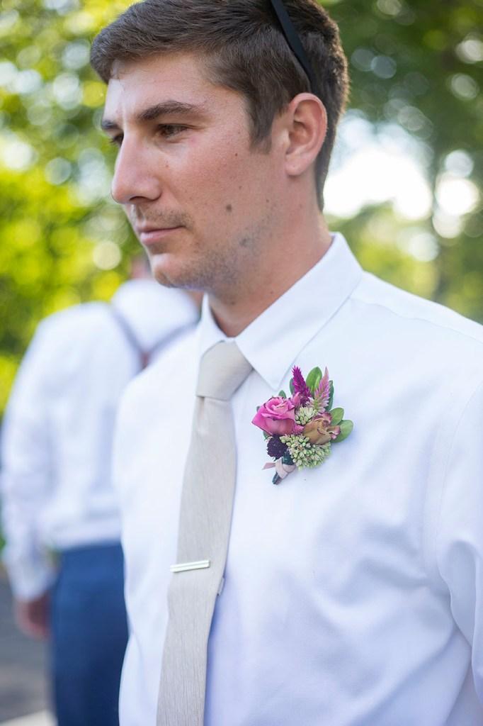 Belleville groom