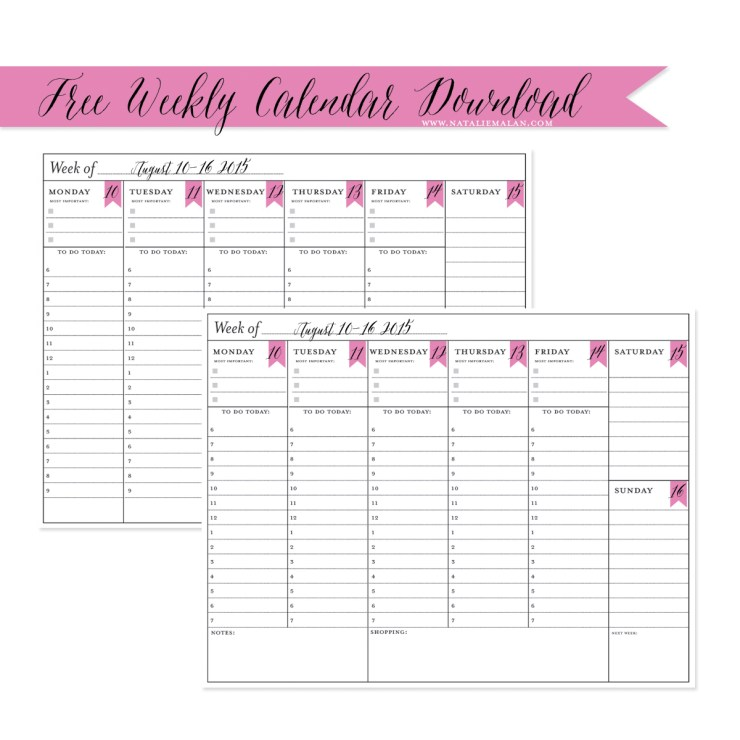 nataliemalan-free-weekly-planner-printable-preview-back-to-school