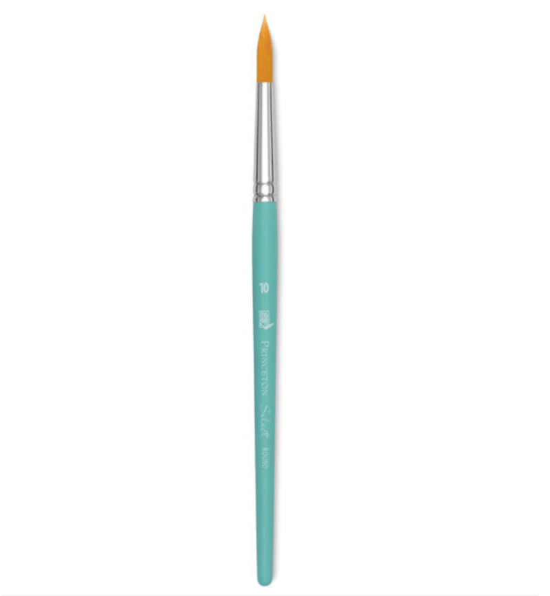 watercolor paint brush