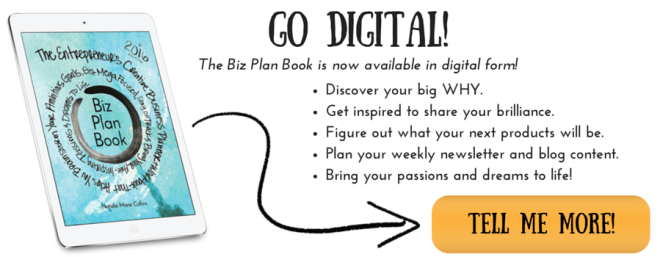 biz plan book digital ad
