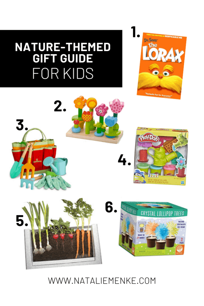 nature-themed gifts and toys for kids