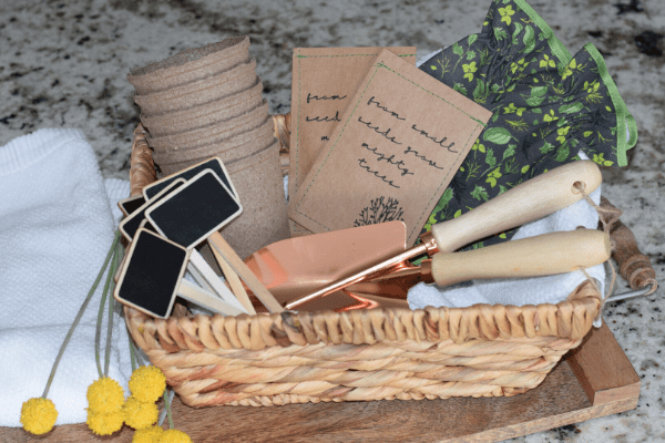 Easy Tips for Assembling a Perfect Spring Gardening Gift Basket