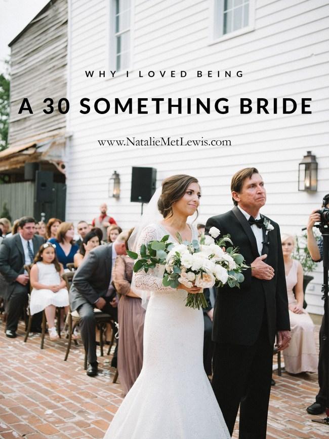 30-Something-Bride