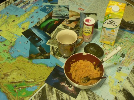 Lentils and Love: A simple vegan meal