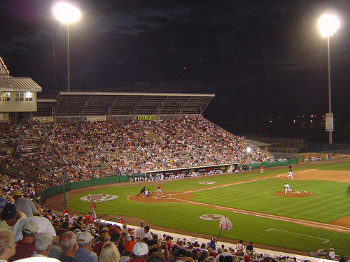 Our beautiful stadium--Home of the Spring Training MN Twins and Fort Myers Miracle!