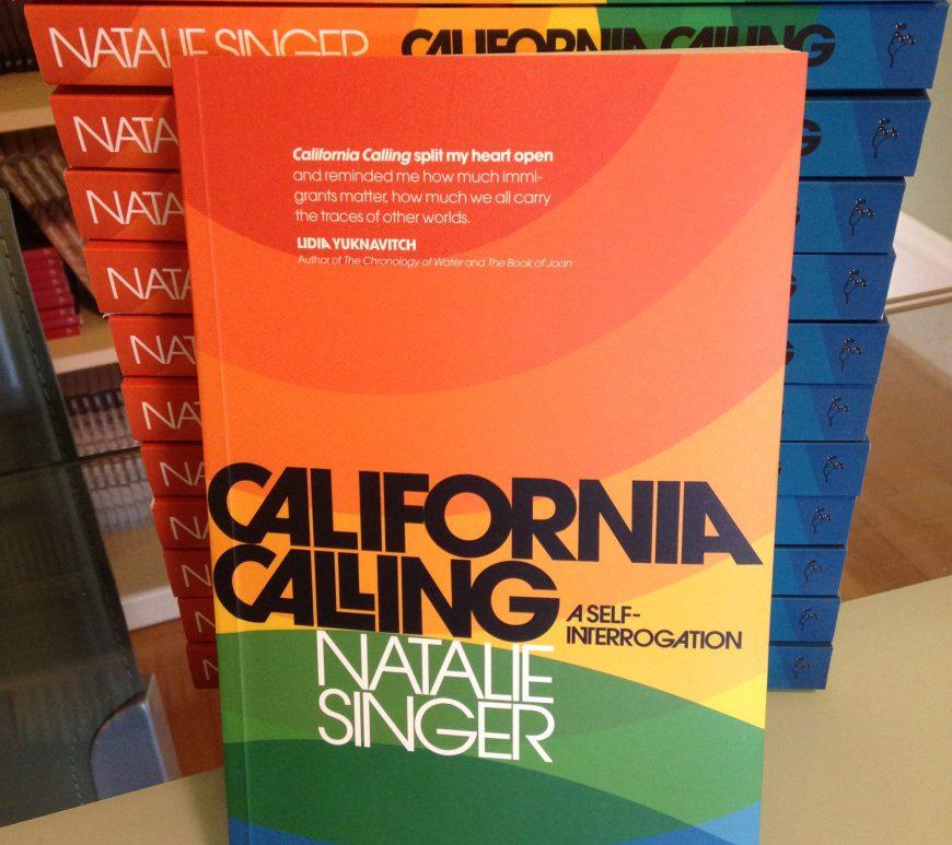 California Calling book