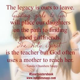 God uses a mother to reach her