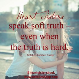 Heart Sisters speak soft truth