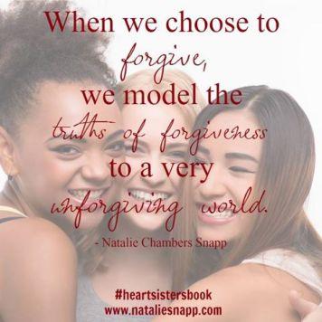 model forgiveness