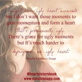 ugly heart moments