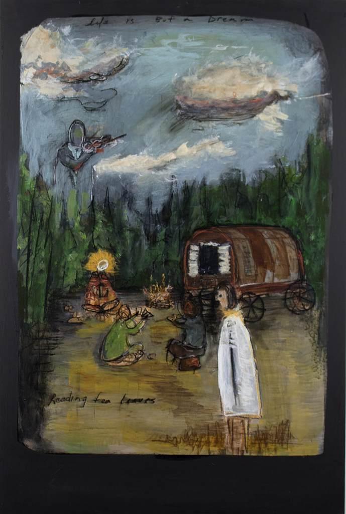 Meeting the Gypsies