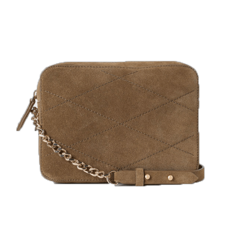 Suede Olive Shoulder Bag / Best Buys of September