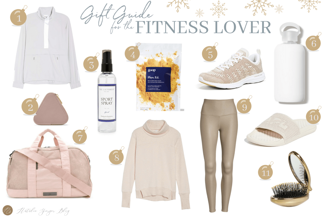 Holiday Gift Guide: For the Fitness Lover