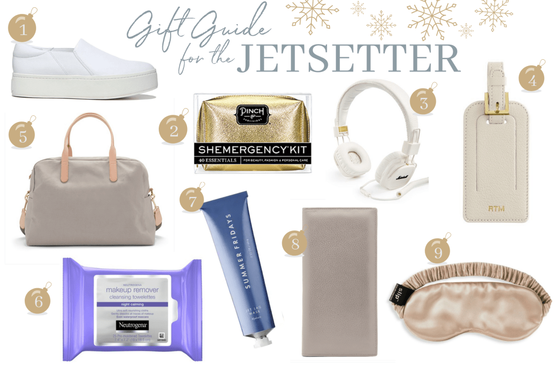 Holiday Gift Guide: For the Jetsetter