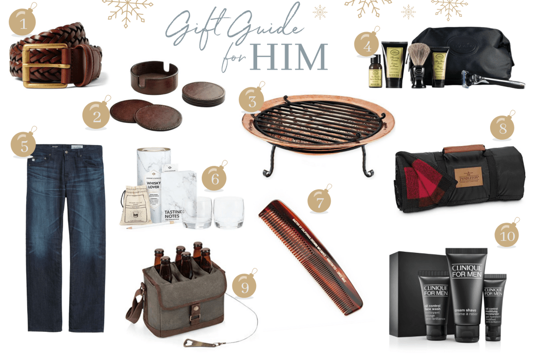 Gift Guide 2018 for Him