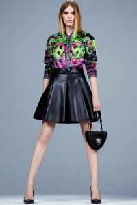 odinis juodas sijonas