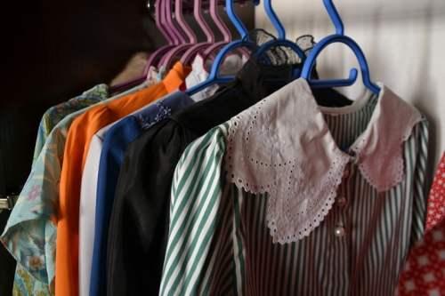 garderobo formavimas