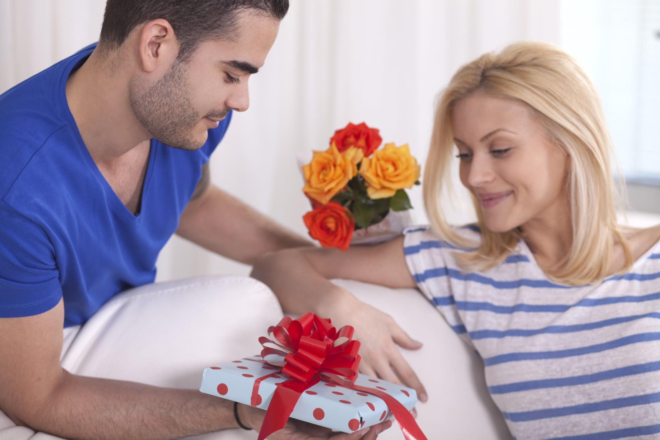 Ką padovanoti moteriai