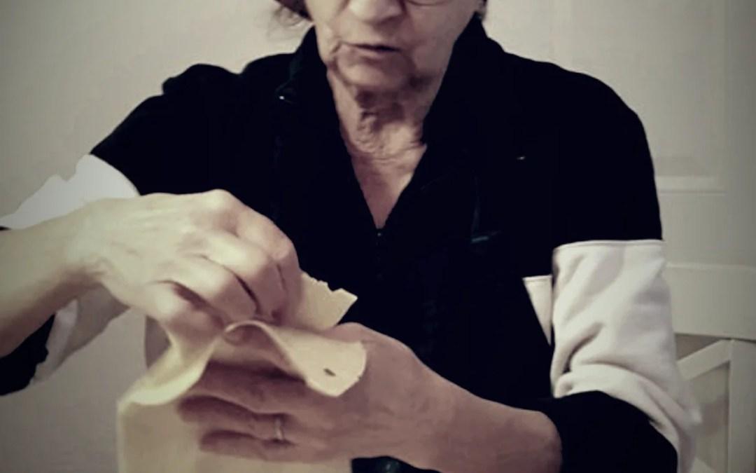 In praise of Nonnas!(Nonna's Lemon Cookies Recipe)