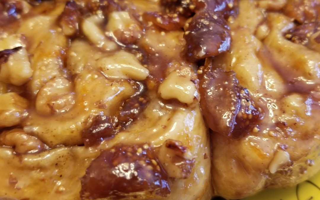 Italian inspired, Sticky Buns…for Mom! (recipe)