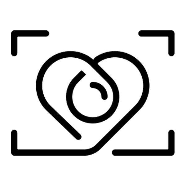 Логотип фотографа, логотип свадебного фотографа