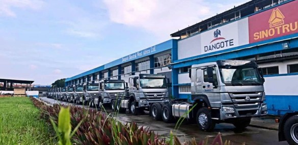 """Our plan is to become a fully integrated company; manufacturing different types of trucks and buses for Nigeria and ECOWAS markets""""…Says Prakash Kharat, GM, Dangote Sinotruk Nigeria Limited"""